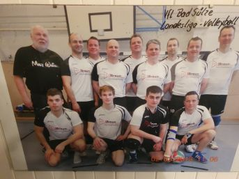 Volleyball Landesliga 2013